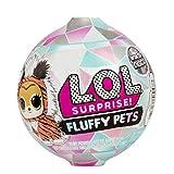 Giochi Preziosi - LOL Surprise Fluffy Pets Winter Disco Gioco per Bambine, 6 - 10 anni, Modelli Assortiti