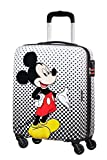 American Tourister Disney Legends - Spinner S Valigia per Bambini, S (55 cm - 36 L), Multicolore (Mickey Mouse Polka Dot)