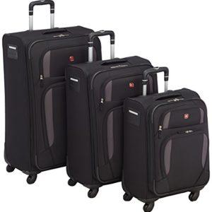 Wenger Set di valigie W7353SET-21 Nero 89.0 liters