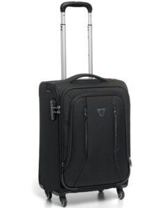 Roncato City valigia da cabina a 4 ruote 55 cm nero