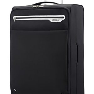 American Tourister Lightway Super Light Spinner 74/27, 4 Ruote, 92.0 Litri, Anthracite