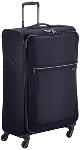 Samsonite Uplite Spinner 78/29 Valigia Espandibile, Nylon, Blu, 122 ml, 78 cm