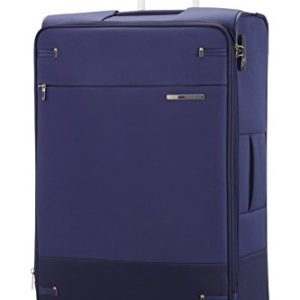 Samsonite Base Boost Spinner – Valigia, Blu, 78cm-112,5L