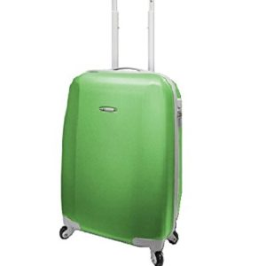 TROLLEY MEDIO RONCATO TRIXIE – 4 RUOTE – ABS – ULTRALIGHT (VERDE)