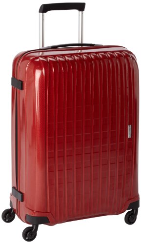 Samsonite Chronolite Spinner 75/28, 98 Litri, Red