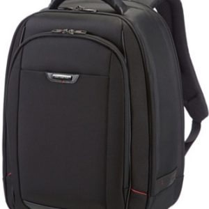 Samsonite Pro-DLX4 16″ Backpack Black – notebook cases (Backpack, 40.6 cm (16″), Shoulder strap, 1.2 kg, Black)