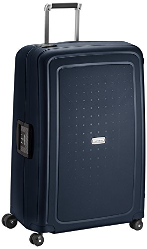 Samsonite S'Cure Dlx Spinner 81/30 Valigie, 81 cm, 138 L, Colore Blu