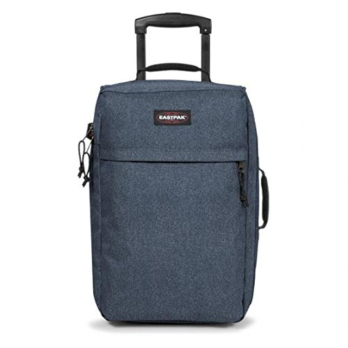 Eastpak Valigia, Blau – (Double Denim) (Blu) – EK34A154