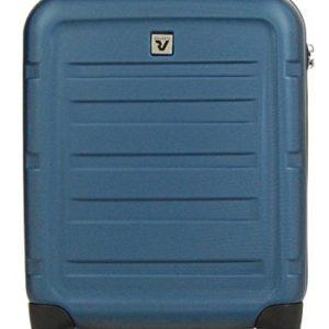 Roncato Passenger Valigia di cabina 2 ruote 55 cm blu notte