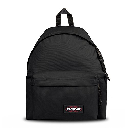 Eastpak Padded Pak'R Zaino Casual, 24 L, Nero (Black)