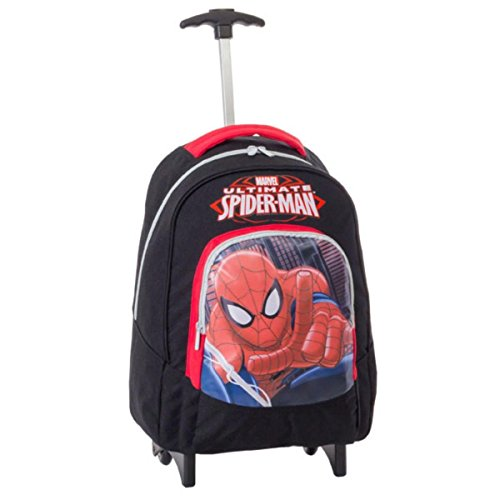 Trolley SEVEN – Big Trolley Ultimate Spider Man Superpower – 34x46x19 30lt –