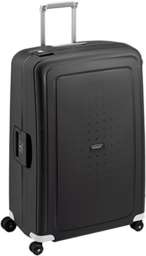 Samsonite S'cure Spinner Valigia Unisex,, Nero (BLACK), XL (81cm-138L)