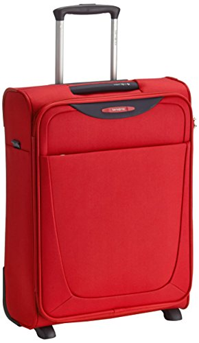 Samsonite – Base Hits Upright 55 cm, 39 litri, Rosso Vivo