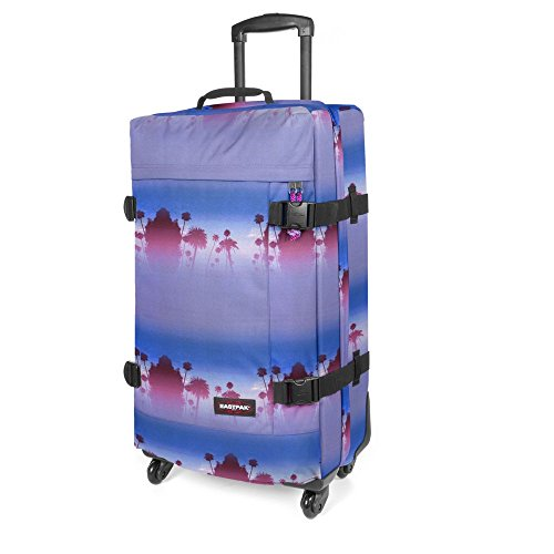 Trolley 4 Ruote Eastpak Trans4 L Palm Glow