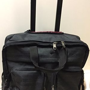 BORSA TROLLEY ROISTER MELANGE LINKED EASTPAK