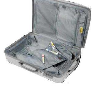 TROLLEY GRANDE RONCATO CIAK TO-DO – 4 RUOTE – TSA – PERSONALIZZABILE (SILVER)