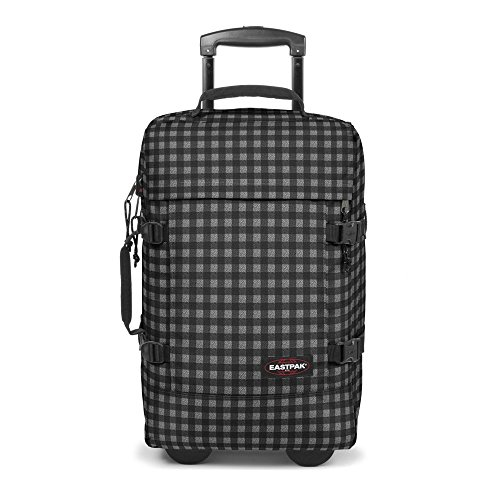 Eastpak Authentic Collection Strapverz valigia a 2 ruote 51 cm checksange black