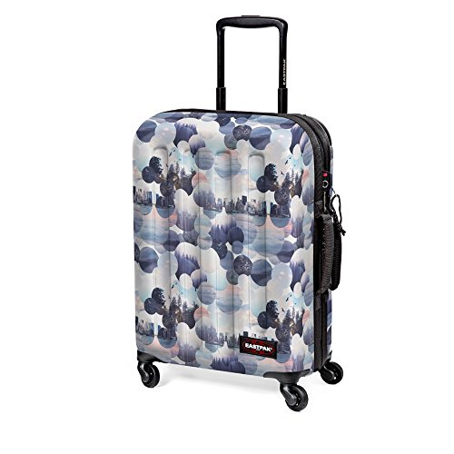 Eastpak Trolley 4 ruote Hybrid Tranzshell S Circle Planet Cabina