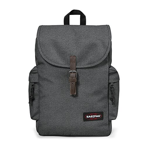 Eastpak Austin Zaino Casual, 18 L, Grigio (Black Denim)