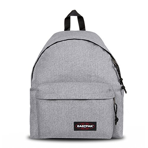 Eastpak Padded Pak'R Zaino Casual, 24 L, Grigio (Sunday Grey)