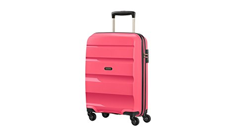 AMERICAN TOURISTER Bon Air – Spinner S Bagaglio a mano, 55 cm, 31.5 liters, Rosa (Fresh Pink)