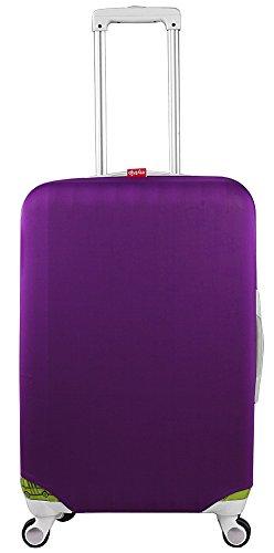 Waterfly – Protezione elastica per valigia, da 50 a 71 cm, colori disponibili: rosso, giallo, viola, nero XT-02-24 24 inches:(25.5″*21.6″)