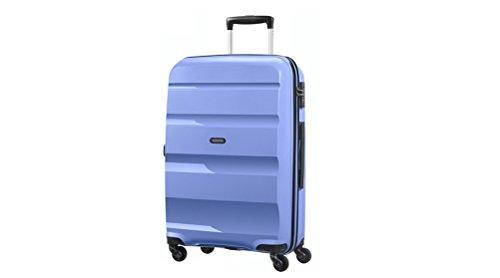AMERICAN TOURISTER Bon Air – Spinner L Bagaglio a mano, 75 cm, 91 liters, Blu (Porcelain Blue)