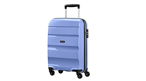 AMERICAN TOURISTER Bon Air – Spinner S Bagaglio a mano, 55 cm, 31.5 liters, Blu (Porcelain Blue)