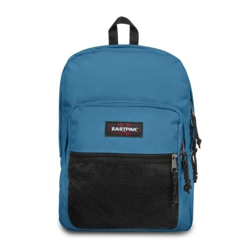 Eastpak Pinnacle Zaino, 38 Litri, Blu (Silent Blue)