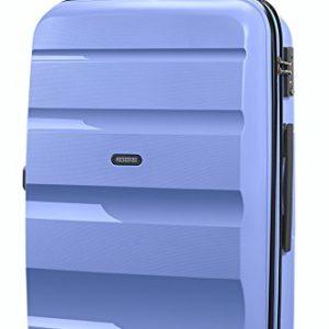 AMERICAN TOURISTER Bon Air – Spinner M Bagaglio a mano, 66 cm, 57.5 liters, Blu (Porcelain Blue)