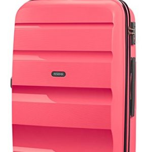 AMERICAN TOURISTER Bon Air – Spinner M Bagaglio a mano, 66 cm, 57.5 liters, Rosa (Fresh Pink)